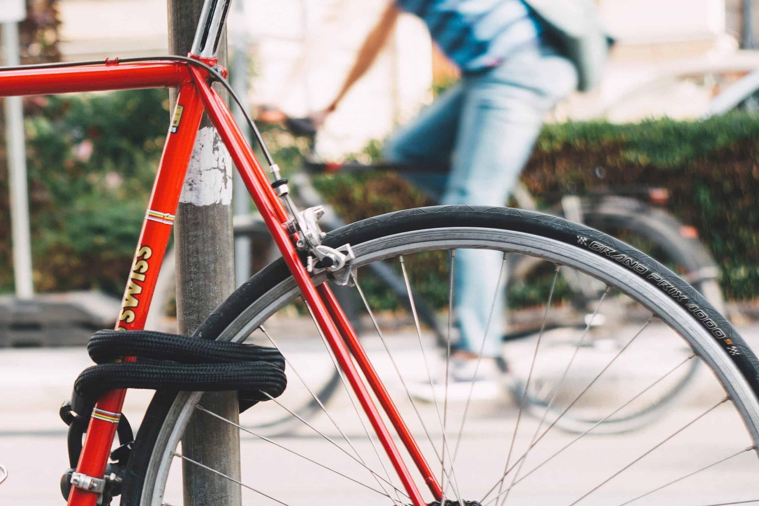 Was tun gegen den Fahrradklau?